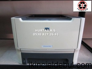 2. el HP LaserJet P2015 Printer