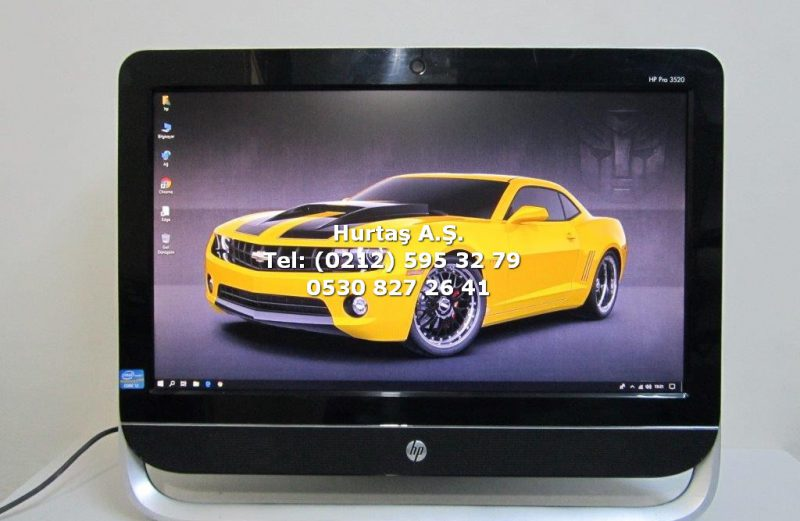 İkinci El 520 i3-3220 8 GB AllinOne Pc Hurtas A.Ş.